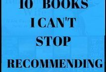 books I can't stop recommending
