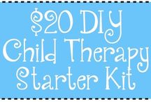 Play therapy starter kit / Counselling