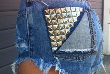 DIY Refashion Jeans