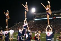 cheerleading / by Katherine Bingen
