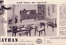 Original Nathan Furniture / Nathan through the ages