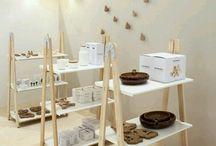 Exhibition ideas / Pomysły na wystawę bez gwoździ. ;)