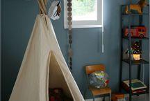 Chambre enfant / Extension bois