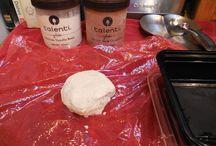 How to tartufo - an Italian ice cream treat! / An Italian dessert - chocolate covered ice cream