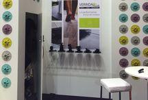 AXELLESCOM - STAND / PLV / SIGNALÉTIQUE / #stands réalisés pour nos #clients à l'occasion de #salons (univers graphique, scénographie, habillage...)
