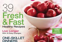 Beautiful EatingWell Covers / by EatingWell Magazine
