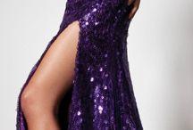 Avond jurken