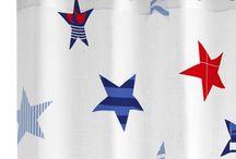 Cortinas y Visillos / Cortinas para dormitorios, cortinas para el salón. Compra Cortinas online, Cortinas confeccionadas fáciles de colocar y a la moda. #cortinarayasazul  #visilloazul #visillosalon