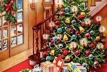 Tiempo de Navidad y otras maravillas. / Fotos de amigos del facebook . / by Patricia Núñez