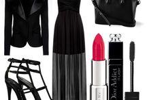 Collage di outfit creati da me / Vari outfit a tema di moda e beauty abbinati da me