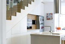 Keuken onder trap