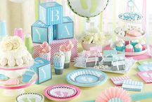 Baby shower themes / by Michelle Soto