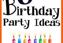 idei de petreceri copii