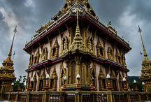 Thailand-Bangkok-Ázsia