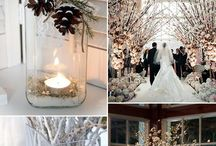 Winter Wedding Ideas / Having a Winter wedding? This is the board for you! Filled with magical winter wonderland ideas for your Wedding day.
