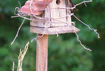 bird houseses