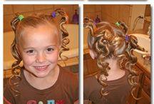twins hair