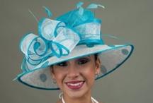 Sinamay hats