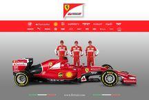 Formula 1 - 2015 / Formula One / by Luis Fernandez