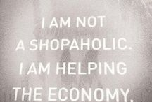 Shopaholic / by Lauren Tully