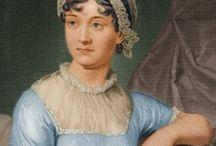 Jane Austen / by Marianne Frangos