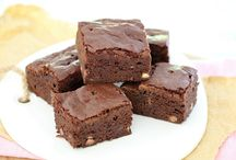 Slices and Brownies!!