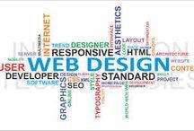 web design / board