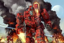 Battletech Art