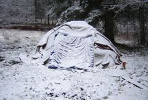 How to build a sweat lodge