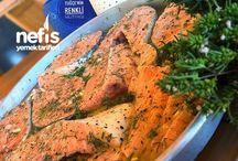 Balık ve Deniz Ürünleri / Tamamı denenmiş ve fotoğraflanmış olan ekonomik, pratik ve evde kolayca hazırlayabileceğiniz en lezzetli balık yemekleri tarifleri burada!