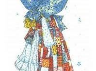 Holly Hobbie / by Desiree Hesse