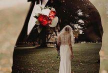 Hochzeitsfotos kreativ