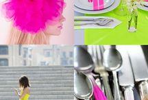 Neon & Glow Party Ideas