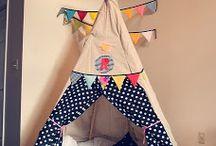 Детские домики / Домики для кукол