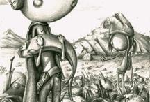 dismal drawings\