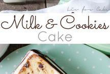 baking / baking recipes, desserts, treats