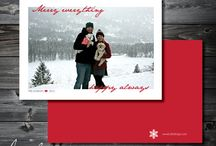 { Holiday Cards }