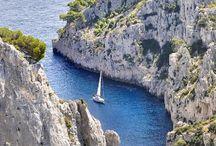 visit - france + french riviera / #Wanderlust #Travel #France #FrenchRiviera