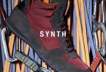 """Synth / The new Car Shoe sneakers, made in nylon and suede, two complementary parts of the same soul. We called them """"Synth"""". Enjoy."""