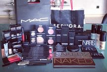Makeup hauls~