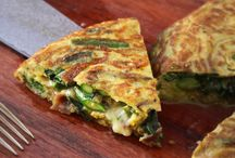 Frittatas and Quiches