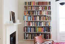 Hylder - Bøger