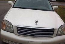 2002 Cadillac De Ville - $8,500 / Make:  Cadillac Model:  De Ville Year:  2002   Exterior Color: Offwhite Interior Color: White Doors: Two Door Vehicle Condition: Excellent   Phone:  615-295-4476   For More Info Visit: http://UnitedCarExchange.com/a1/2002-Cadillac-De%20Ville-109044930837