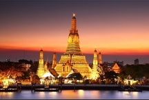 Places to Go / Landmarks of the World and Exotic destinations.
