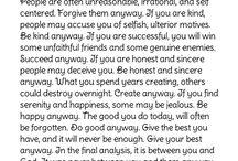 words / by Jane Moffat