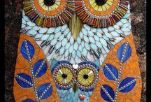 Baykuş Desenleri( Owl Desing ) / Her yerde her malzemede baykuş saltanatı
