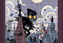 New Juvenile Graphic Novels & Comics