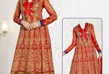 Lehenga / Lehengas add the missing sparkle during the occasion of a wedding or a party.