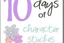 Character and Bible study
