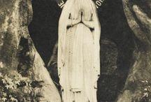 ルルド・聖母マリア・泉